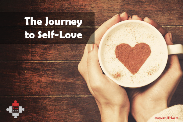 the journey to self-love