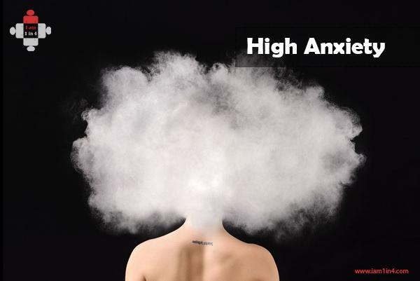 high anxiety worrier