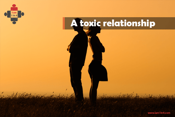 A toxic relationship