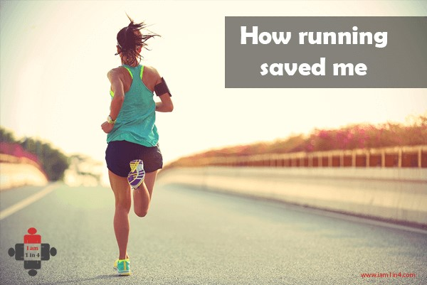 How running saved me
