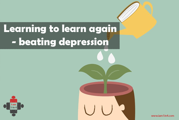 Learning to learn again - beating depression