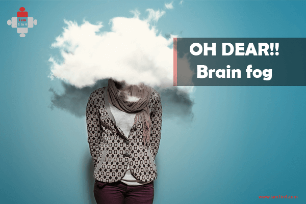 Oh Dear Brain Fog