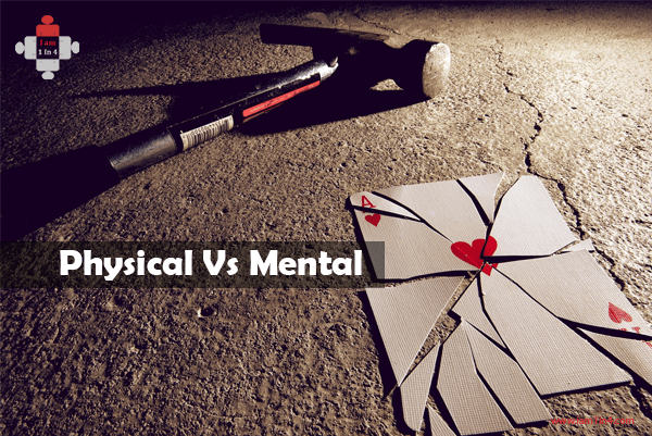 Physical Vs Mental