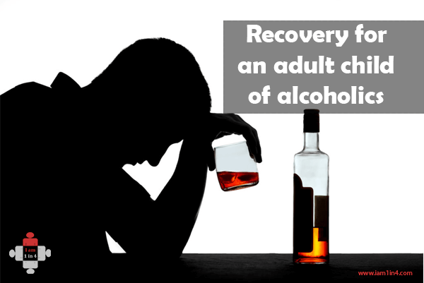 Recovery for an adult child of alcoholics