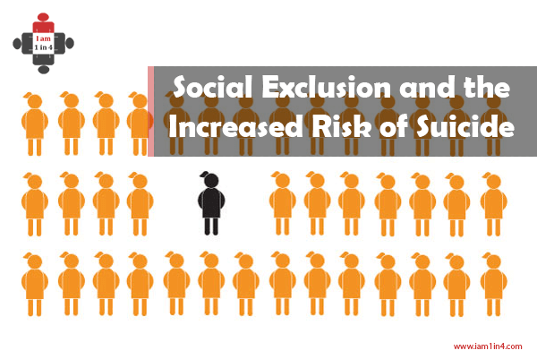 Social Exclusion and the Increased Risk of Suicide