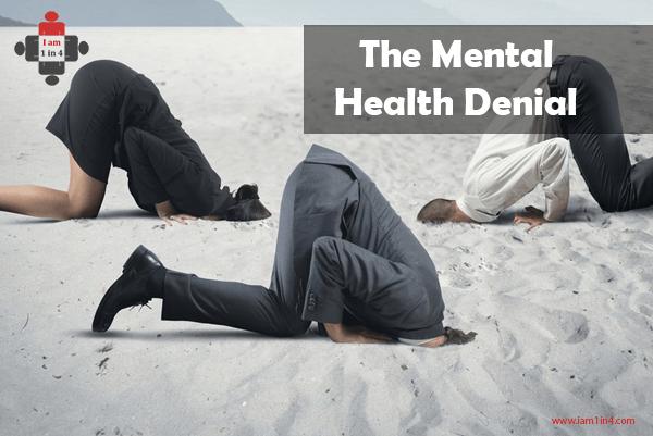 The Mental Health Denial