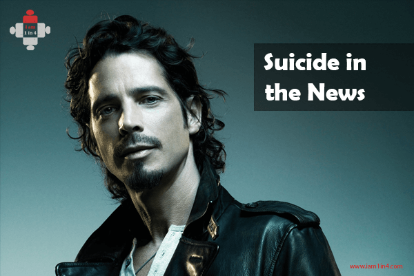 suicide in the news