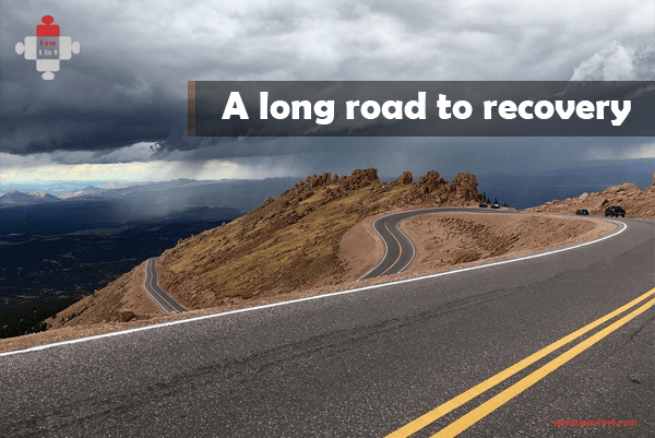 A long road to recovery