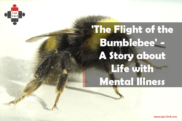 The Flight of the Bumblebee A Story about Life with Mental Illness