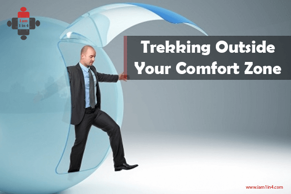 Trekking Outside Your Comfort Zone