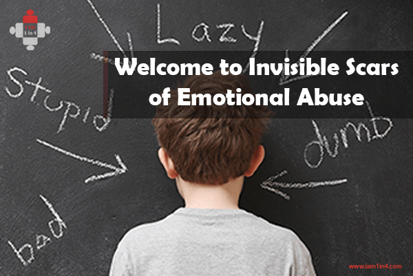 Welcome to Invisible Scars of Emotional Abuse