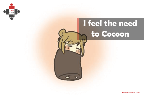 I feel the need to Cocoon