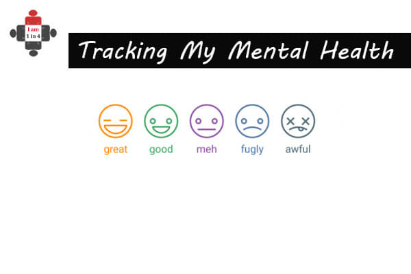 Mood Tracking: Tracking My Mental Health