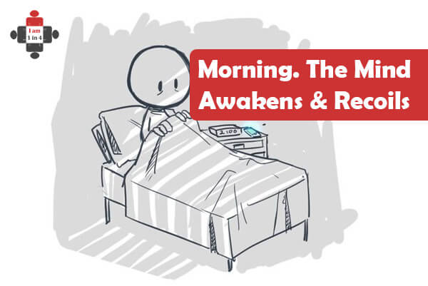 Morning - The Mind Awakens and Recoils