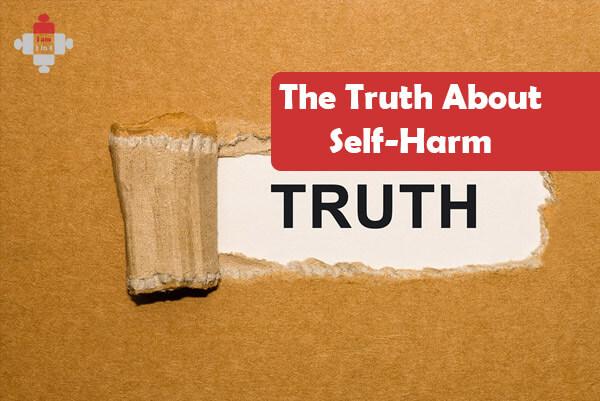 The Truth about Self-Harm — Banish the Stigma