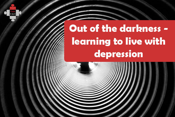 don't be ashamed learning to live with depression