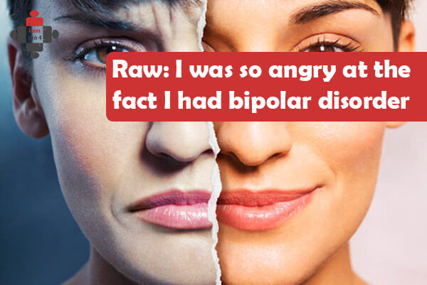 "When I was diagnosed with bipolar disorder, I was not told directly. I actually overheard the doctors talking & asked them ""Is this what is wrong with me?""."