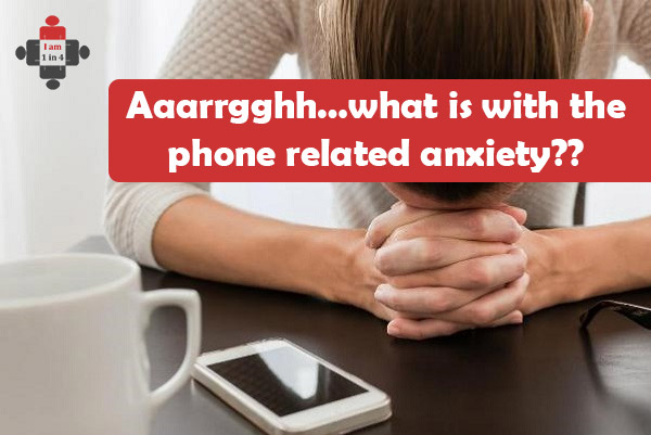 Phone related anxiety is my kryptonite, my Achilles heel, my weak link. I use my phone for everything else, but calls are my worst trigger!