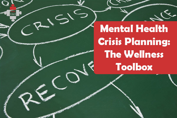 Mental Health Crisis Planning: The Wellness Toolbox - I am ...