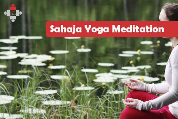 Sahaja Yoga Meditation I Am 1 In 4