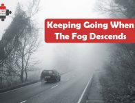 Keeping Going When The Fog Descends