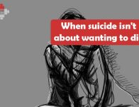 When suicide isn't about wanting to die