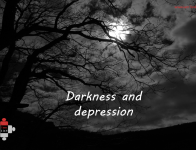 Darkness and depression
