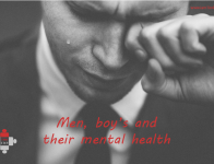 Men, boy's and their mental health