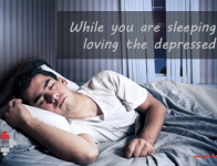 While you are sleeping ... loving the depressed (3)